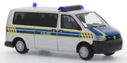 VW T5 Polizei Sachsen-Anhalt