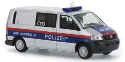 VW T5 ADR-Kontrolle Polizei Österreich