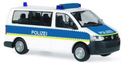VW T5 Autobahnpolizei Brandenburg