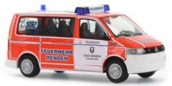 VW T5 NEF Feuerwehr Menden