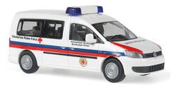 VW Caddy Maxi DRK Bergwacht Ellrich