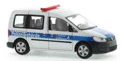 VW Caddy Maxi Polizei Karlsruhe