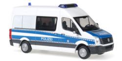 VW Crafter Bundespolizei