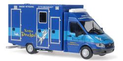 Mercedes Benz Sprinter RTW Mobile Tierarztpraxis Drechsel