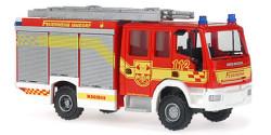 Iveco Magirus AluFire 3 HLF Feuerwehr Irndorf