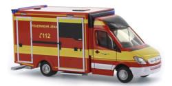 Mercedes Benz Sprinter RTW Feuerwehr Jena