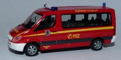 Mercedes Benz Sprinter MZF Feuerwehr Osnabrück Stadtmitte