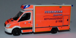 Mercedes Benz Sprinter RTW Feuerwehr Hamburg Altona