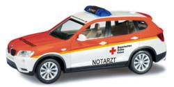 BMW X3 NEF Bayerisches Rotes Kreuz
