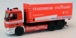 Mercedes-Benz Actros M WLF AB Medizintechnik Feuerwehr Stuttgart
