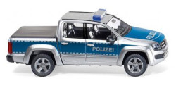 VW Amarok Wasserschutzpolizei Stade