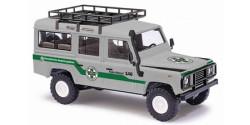 Land Rover Defender Bergrettungsdienst Salzburg