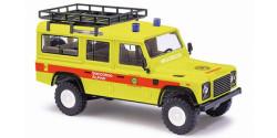 Land Rover Defender Bergrettungsdienst Italien