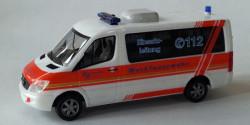 Mercedes Benz Sprinter ELW Werkfeuerwehr Salzgitter