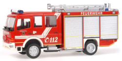 Mercedes Benz Atego TLF 16/25 Feuerwehr Bad Soden-Neuenha