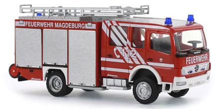 mercedes benz atego hlf 20 16 feuerwehr magdeburg rietze. Black Bedroom Furniture Sets. Home Design Ideas