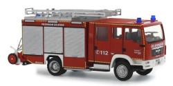 MAN TGM FL HLF 20/16 Feuerwehr Solingen