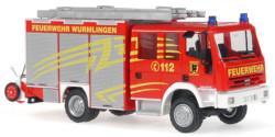 Iveco Magirus EuroFire HLF 20/16 Feuerwehr Wurmlingen