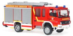 Iveco Magirus AluFire 3 HLF 20/16 Feuerwehr Idar-Oberstein