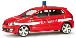 VW Polo Feuerwehr Frankfurt