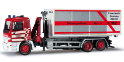 Mercedes Benz Actros M WLF AB-RD Feuerwehr Bremen