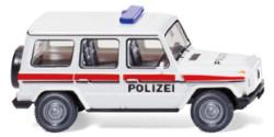 Puch G Polizei Österreich