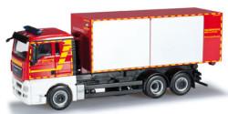 MAN TGX XL WLF AB-MANV Feuerwehr Wuppertal