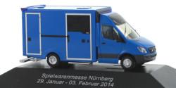 Mercedes Benz Sprinter RTW Spielwarenmesse 2014