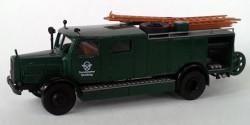 Mercedes Benz LF 25 Feuerschutzpolizei Hamburg