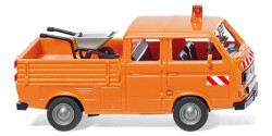 VW T3 DoKa Kommunal