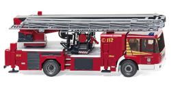 Mercedes Benz Econic DLK Metz B32 Feuerwehr Straelen