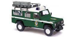 Land Rover Defender Bergrettung Polen