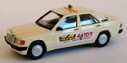 """Mercedes Benz 190 E Taxi """"441011"""" Hamburg"""