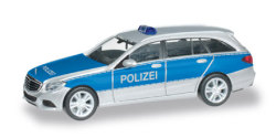 Mercedes Benz C-Klasse T-Modell Polizei