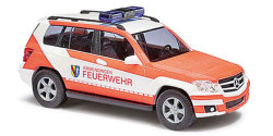 Mercedes Benz GLK ELW Feuerwehr Emmendingen