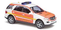 Mercedes Benz M-Klasse NEF Feuerwehr Borken