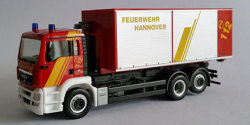 MAN TGS-M WLF AB Tunnelretter Feuerwehr Hannover