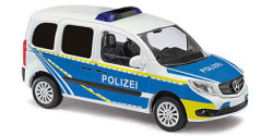 Mercedes Benz Citan Kombi Autobahnpolizei