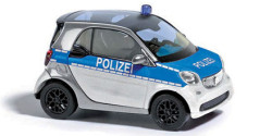 Smart Fortwo Coupe Polizei