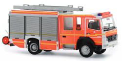 Iveco Magirus Alufire 3 Feuerwehr Hamburg Bergedorf