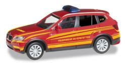 BMW X3 ELW Feuerwehr Vaterstetten