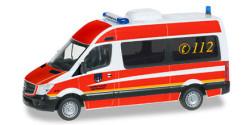 Mercedes Benz Sprinter MTW Feuerwehr Holzminden