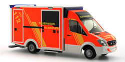 Mercedes Benz Sprinter RTW Feuerwehr Hannover