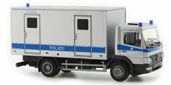 Mercedes Benz Atego Toilettenwagen Bereitschaftspolizei Dresden