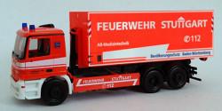 Mercedes Benz Actros M 96 WLF AB Medizintechnik Feuerwehr Stuttgart