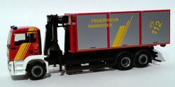 MAN TGS WLF AB Rüst/Technische Rettung Feuerwehr Hannover