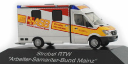Mercedes Benz Sprinter RTW ASB Mainz