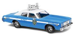 Dodge Monaco Police New York
