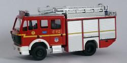 Mercedes Benz MK 88 TLF 16/25 Feuerwehr Hamburg LFS