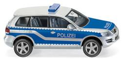 VW Touareg GP Polizei